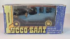 URSS USSR 1/43 russo BALT c24/40 limousine in OVP #250