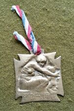 French WW1 Rene Lalique Orphans' Cross