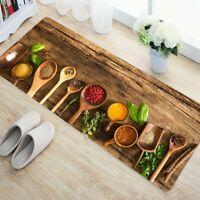 AntiSlip 3D Printed Carpet Rug For Kitchen, Living, Office,Restaurant Entrance