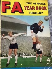 The Official FA Year Book 1966-67
