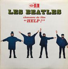 "The BEATLES  ""Help""  33T BIEM 2eme  Press 1966  EX/EX"