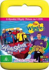 The Wiggles - Splish Splash Big Red Boat / Wake Up Jeff
