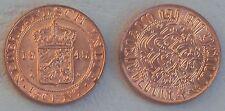 Niederländisch Ostindien / Netherlands East Indies 1/2 Cent 1945 p314.2 unz.