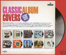 2010 MS. 3019 Classic Album Covers Minisheet