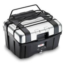 portapacchi portapacchino griglia topcase metallico givi trekker 33 46 lt E120B