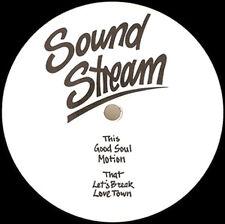 Sound Stream 1 SST (01) Soundstream-good soul/VINILE