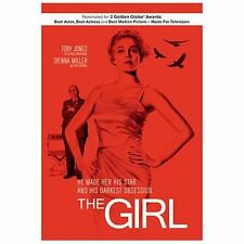 #4 THE GIRL Brand New DVD FREE SHIPPING