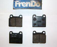 PORSCHE 914/ PASTIGLIE FRENO/ BRAKE PADS