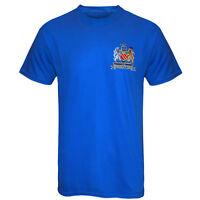 Football Legends Best & Charlton in Manchester United 1968 Retro Kit T-Shirt
