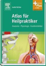 Atlas für Heilpraktiker von Isolde Richter (2016, Gebundene Ausgabe) neu