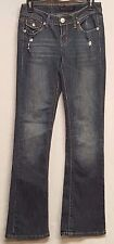 Twentyone Black by Rue 21 Womens Jeans Size 5/6R Classic Boot cut SEE PHOTOS