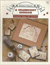 rainbow chasers a cranberry kitchen tin punching designs instructions new
