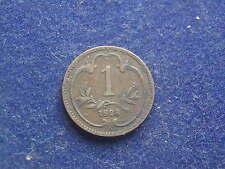 1 Heller 1898 Franz Josef  W/16/911