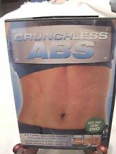 Crunchless Abs 1 2 3 (All on 1 DVD) Linda Larue