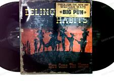 Delinquent Habits - Here Come The Horns US 2LP 1998 /3