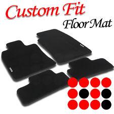Custom Fit  07-13 MINI COOPER 50oz Nylon Floor Mat Carpet Front + Rear