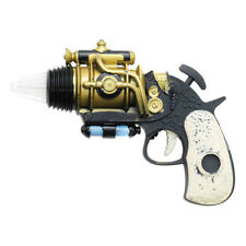 Steampunk Revolver Fancy Dress Toy Weapon Accessory