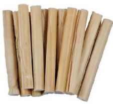 "RAWHIDE CIGARS - (5"" / 10"" inch) - Best Pets Raw Pork Cattle Hide bp Dog Treat"