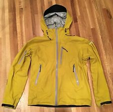 Westcomb Mens Apoc Jacket - Polartec Neoshell, Yellow, Medium
