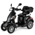 ELECTRIC MOBILITY SCOOTER 4 Wheeled VELECO FASTER 4 colors