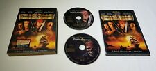 Pirates of the Caribbean: Curse of the Black Pearl (DVD 2003 2-Disc) free ship