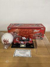 1:24 Revell 2001 Dale Earnhardt Jr. #8 Budweiser Raced Version NASCAR