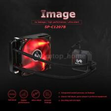 SOPLAY Red LED CPU Cooler for Intel LGA 775/1150/1151/1155/1156/2011/1366 U4O1