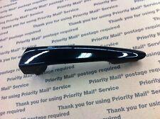 BMW BLACK EXTERIOR DOOR HANDLE FRONT OR REAR LEFT OEM E46 3 SERIES