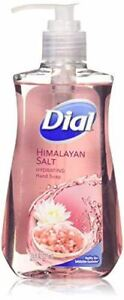 Dial Himalayan Pink Salt & Water Lily Hand Soap with Moisturizer 7.5 Oz. (Pack o