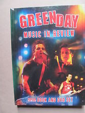 Green Day - Music in Review Book & DVD Set   NEW region 2