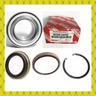 Front Wheel Hub Bearing Seal Wsnap For 2000-2006 Toyota Tundra Each