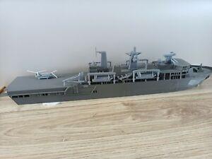 HMS Albion 1/350 model ship waterline