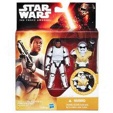 FINN FN-2187 + F11D Armour Up Action Figure - Star Wars The force Awakens Hasbro