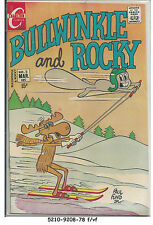 Bullwinkle and Rocky #5 © March 1971 Charlton Comics