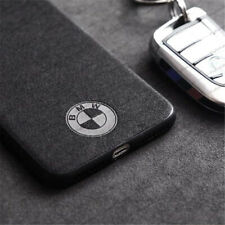BMW Emblem Logo iPhone Case Faux Suede Alcantara Sports Car Cover FAST DELIVERY!