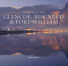 Portrait of Glencoe, Ben Nevis and Fort William, Rawson, Jerry, Good, Hardcover