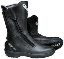 Daytona Road Star GTX Gore-tex Waterproof Motorcycle Touring BOOTS Black 43