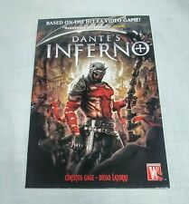 Dante's Inferno TPB Wildstorm Contains 1 to 6