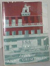 1960 ANNE GRIMDALEN Norwegian Sculptor Biography Signed Limiited Ed of /99