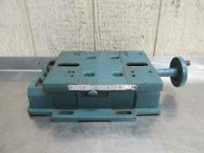 Reliance Reeves Drive H 0386 Adjustable Vari Speed Pulley Motor Mount Base Plate