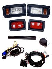 Deluxe LED Light Kit for Club Car DS Golf Cart