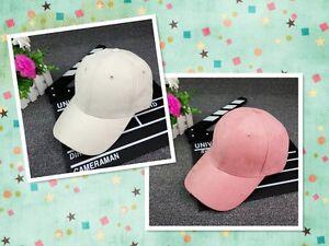 Men Women Adjustable Suede Vintage Cap Baseball Hip Hop Fashion Sports Hat Hats