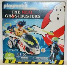 Playmobil 9388 The Real Ghostbusters Stantz with Skybike