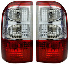 New Pair Rear Lamps Nissan Patrol 10/01-08/04 Tail Lights GU2 series 01 02 03 04