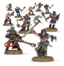10X Warhammer 40k Dark Vengeance Chaos Cultists Anarkus - Brand New on Sprue