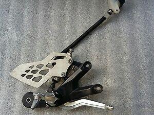BMW S1000 RR footrest hanger k46