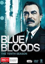 Blue Bloods Season 10 Tenth DVD Region 4 Tom Selleck