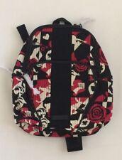 BNWT Disney Parks Vera Bradley Alice in Wonderland Painting in Roses Backpack