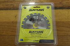 Austsaw Rotary Hacksaw 115mm 4 1/2 Inch 22mm Bore
