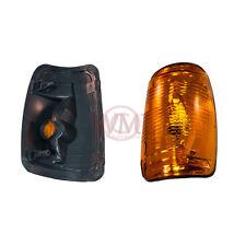 Ford Transit MK8 2014 - > Onwards Côté Droit Wing Door Mirror Indicator Lens AMBER
